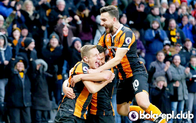 Highlight Hull City 2 - 1 Southampton 6 November 2016