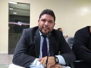 Renato Meireles cobra respeito dentro do Cidadania em Guarabira