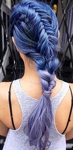 Blue Color Idea