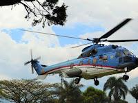 Tampilan Baru Helikopter Kepresidenan Republik Indonesia