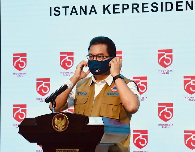 Kesembuhan Covid-19 di Indonesia, Kini Tembus 100.000