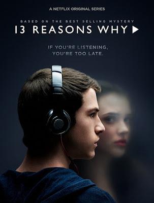 13 Reasons Why [2017] [NTSC/DVDR- Custom HD] Ingles, Español Latino