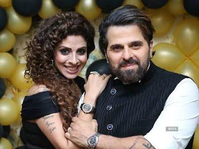 tanaaz irani and bakhtiyar