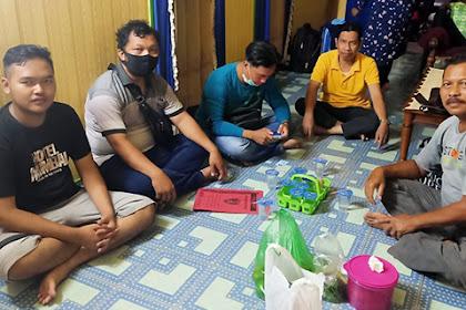 Gilang Bungkus Akhirnya Dibekuk Oleh Tim Gabungan Di Kapuas Kalteng