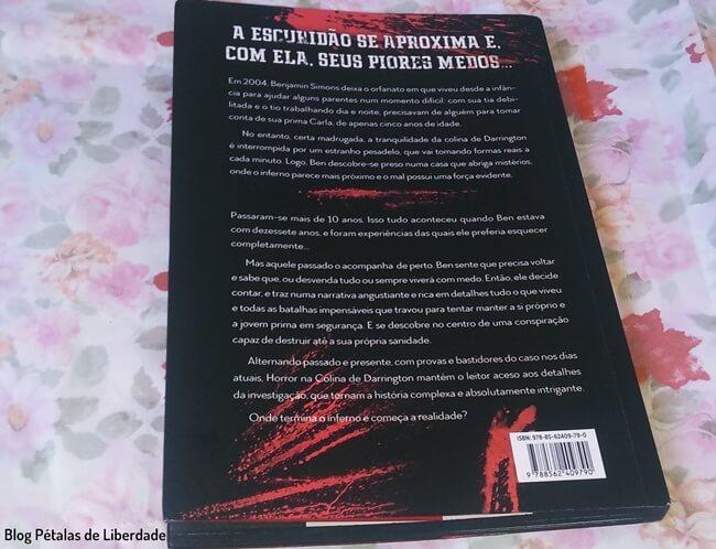 Resenha, livro, Horror-na-Colina-de-Darrington, Marcus-Barcelos, Faro-Editorial, sinopse