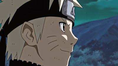 Naruto vence a Kakashi