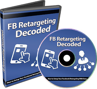 9 Videos Course Of Facebook Retargeting Decoded.