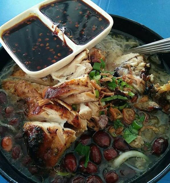 resepi bihun soto ayam bakar resepi mudah Resepi Kuih Bakar Sarang Madu Enak dan Mudah