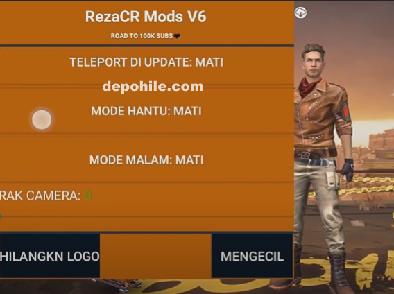 Free Fire RezaCR Mods v6 Aimbot, Headshot Hileli Apk İndir 2020