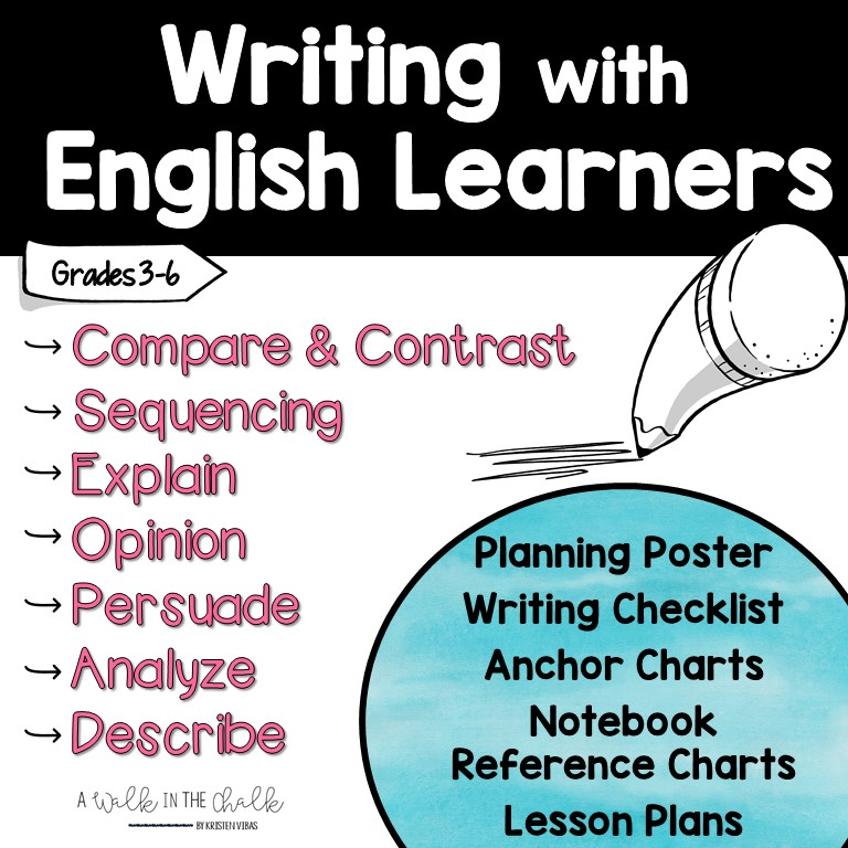 Writing with English Learners