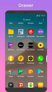 OO Launcher for Android O 8.0 v5.6 Pro APK
