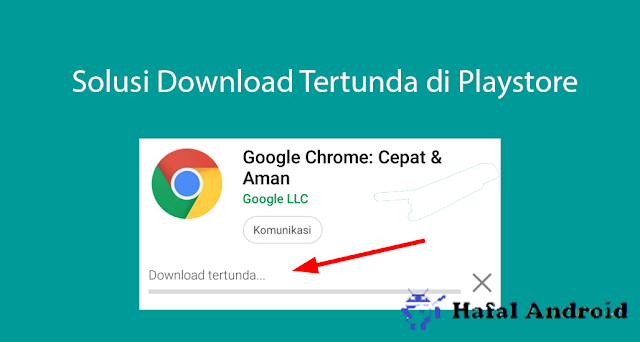 Download Tertunda Di Playstore
