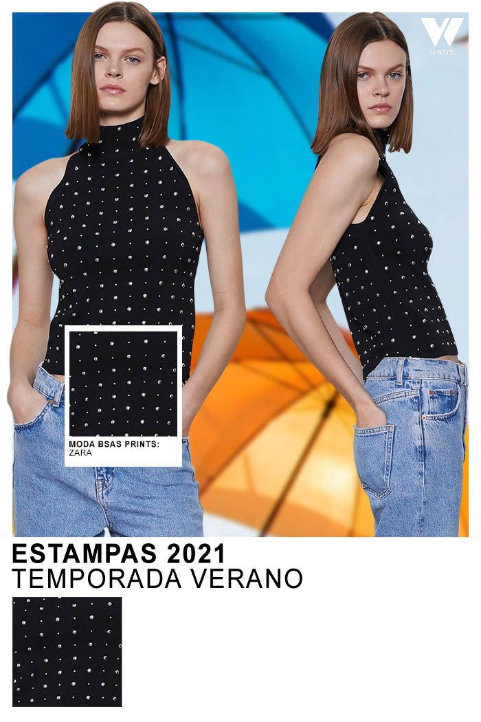 Estampas verano 2021 moda verano 2021