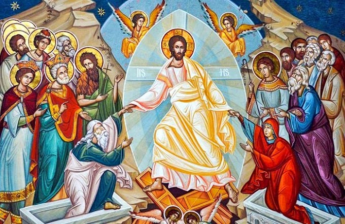 Εορτολόγιο Μαΐου 2021, με όλες τις νηστείες της Εκκλησίας μας