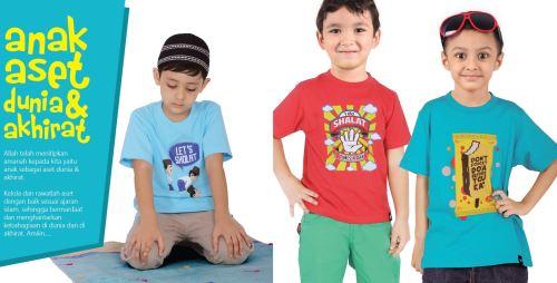 baju anak muslim branded untuk laki-laki
