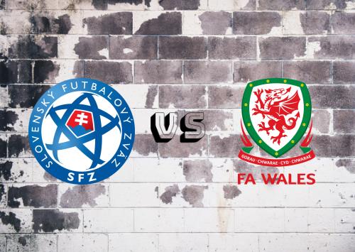 Eslovaquia vs Gales  Resumen