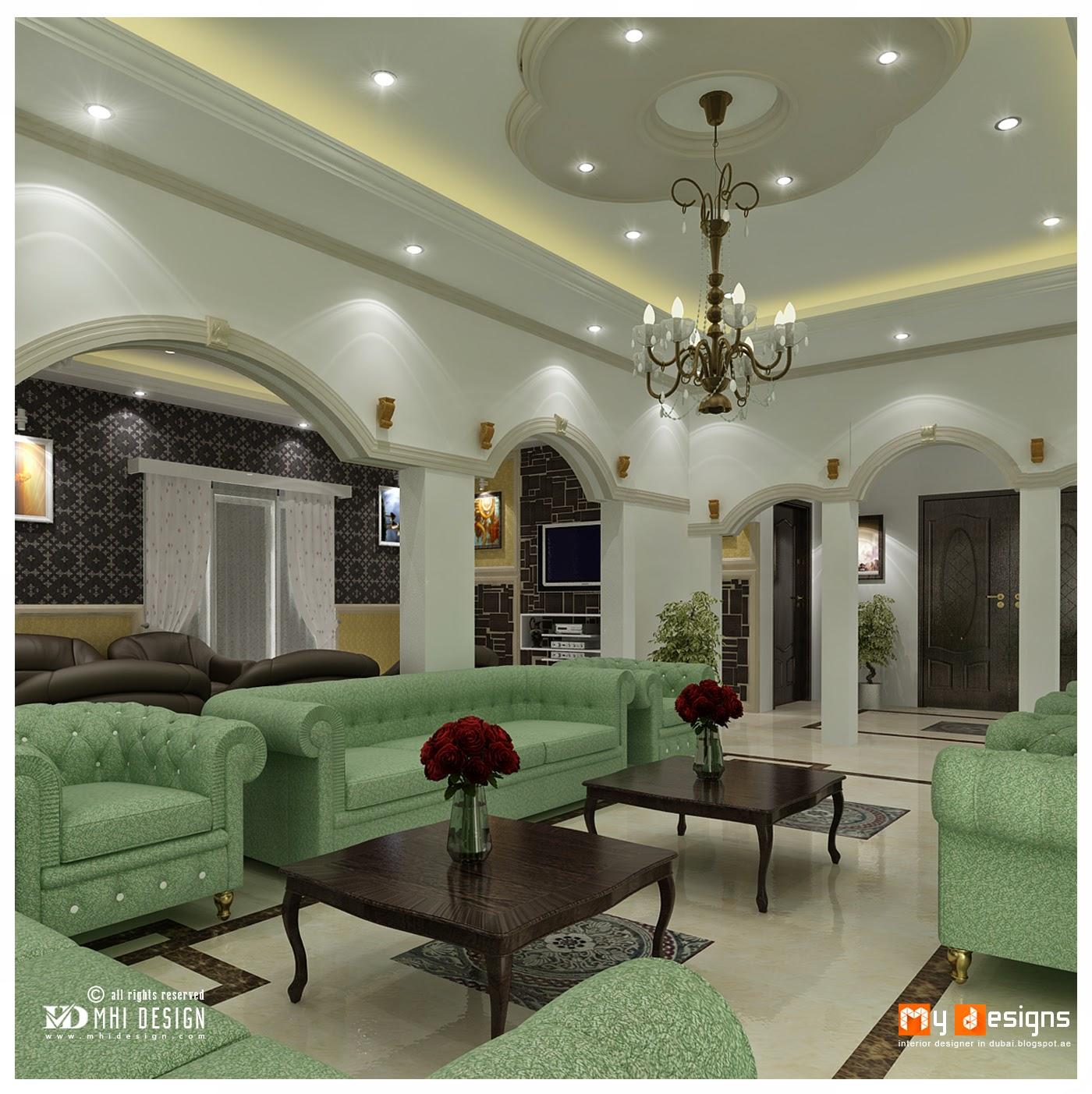 3d Interior Design Company In Dubai Home Design
