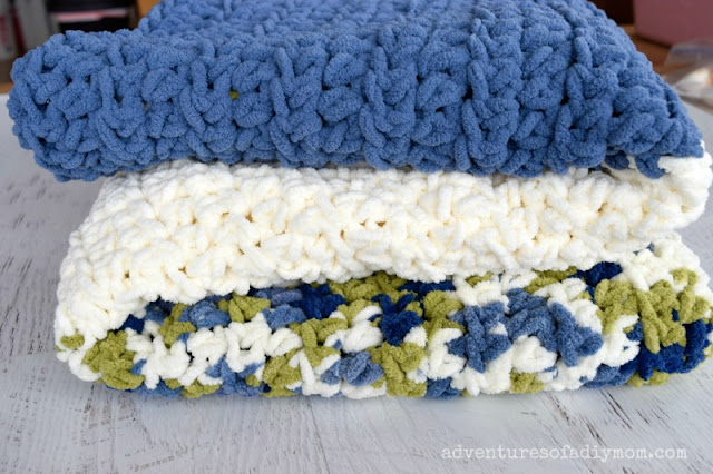 how to make an easy crochet afghan