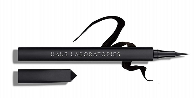 HAUS LABORATORIES by Lady Gaga: LIQUID EYE-LIE-NER, Delineador Negro Líquido Con Punta De Fieltro