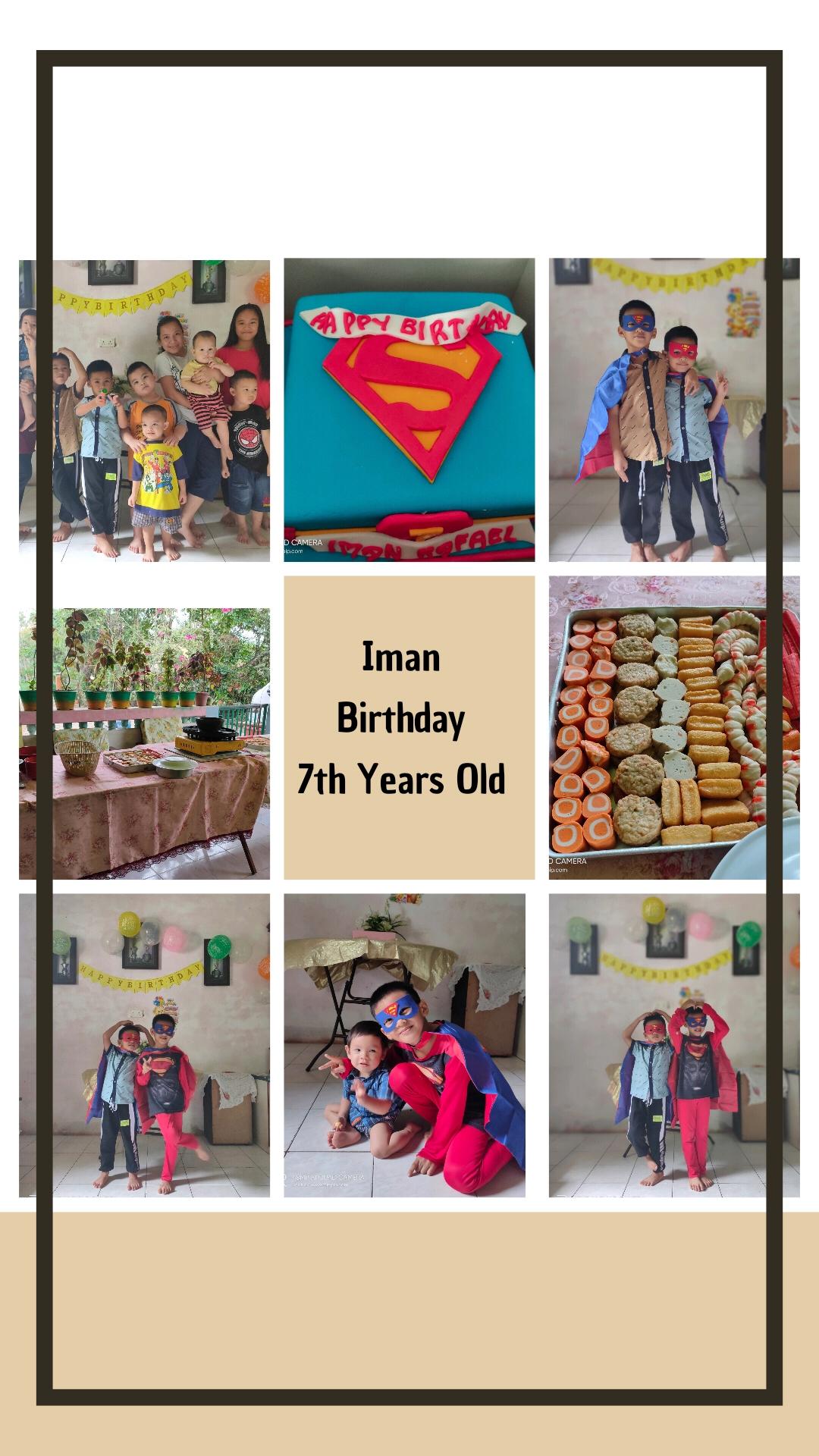 harijadi Iman 7 tahun