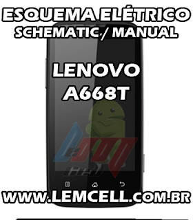 Esquema Elétrico Smartphone Celular Lenovo A668t Service Manual schematic Diagram Cell Phone Smartphone Lenovo A668t Esquematico Smartphone Celular Lenovo A668t