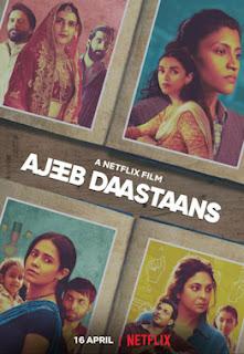 Ajeeb Daastaans 2021 Full Movie Download