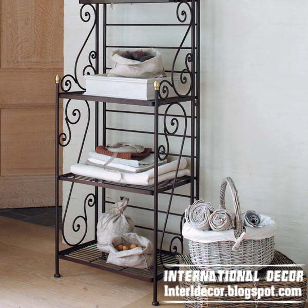 Wrought Iron Furniture Cool Ideas For Different Rooms
