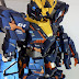 Papercraft: 1/19 1 meter tall Banshee Destroy Mode