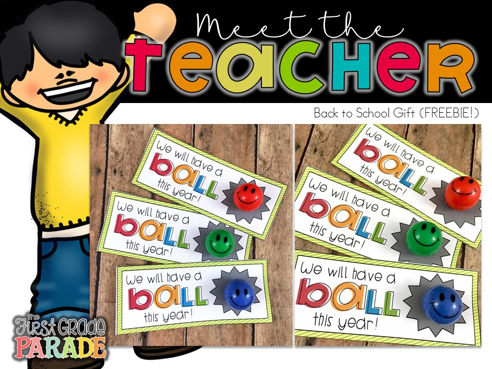 Back To School Ideas Freebies The First Grade Parade