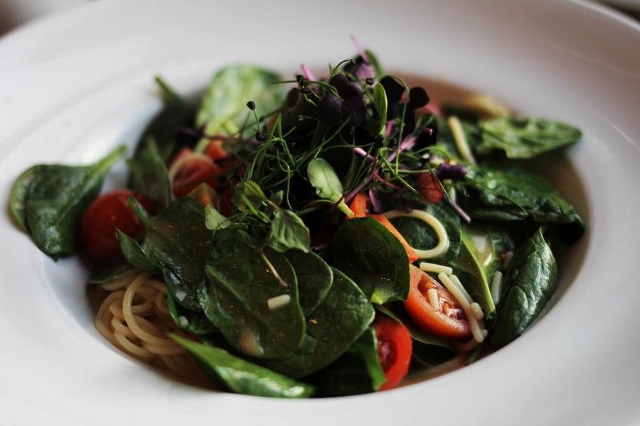aspria bistro glutenfrei nudeln vegan