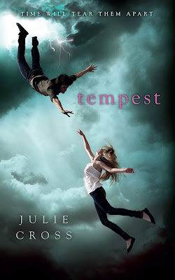 News: Capa nacional do livro Tempest, de Jolie Cross. 18