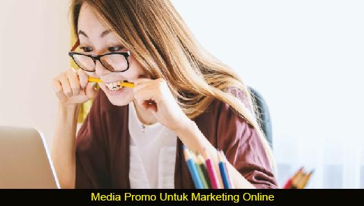 Media Promo Untuk Marketing Online