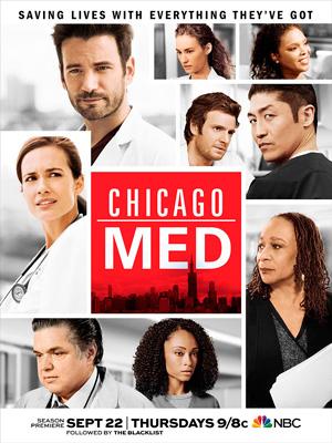 Chicago Med 2016 : Season 2- Full (1/18)
