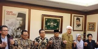 Bersama Tokoh Bangsa Lintas Agama, PBNU Deklarasi Papua Damai