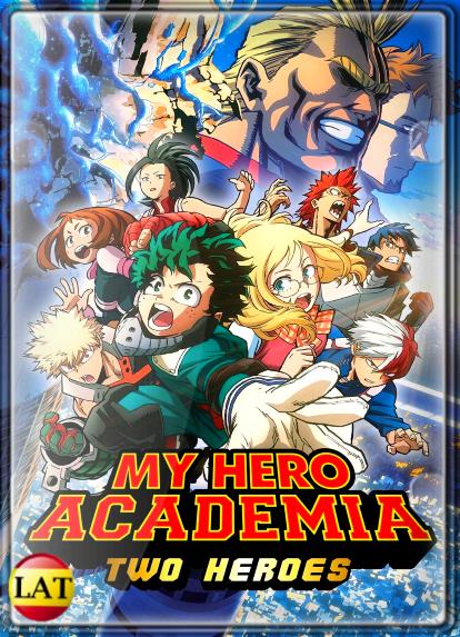 My Hero Academia: Dos Héroes (2018) DVDRIP LATINO
