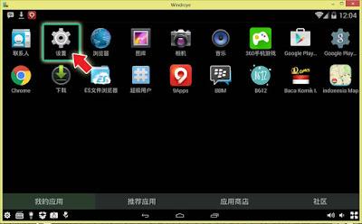 Windroye: Emulator Android Paling Ringan dan Mudah di Install