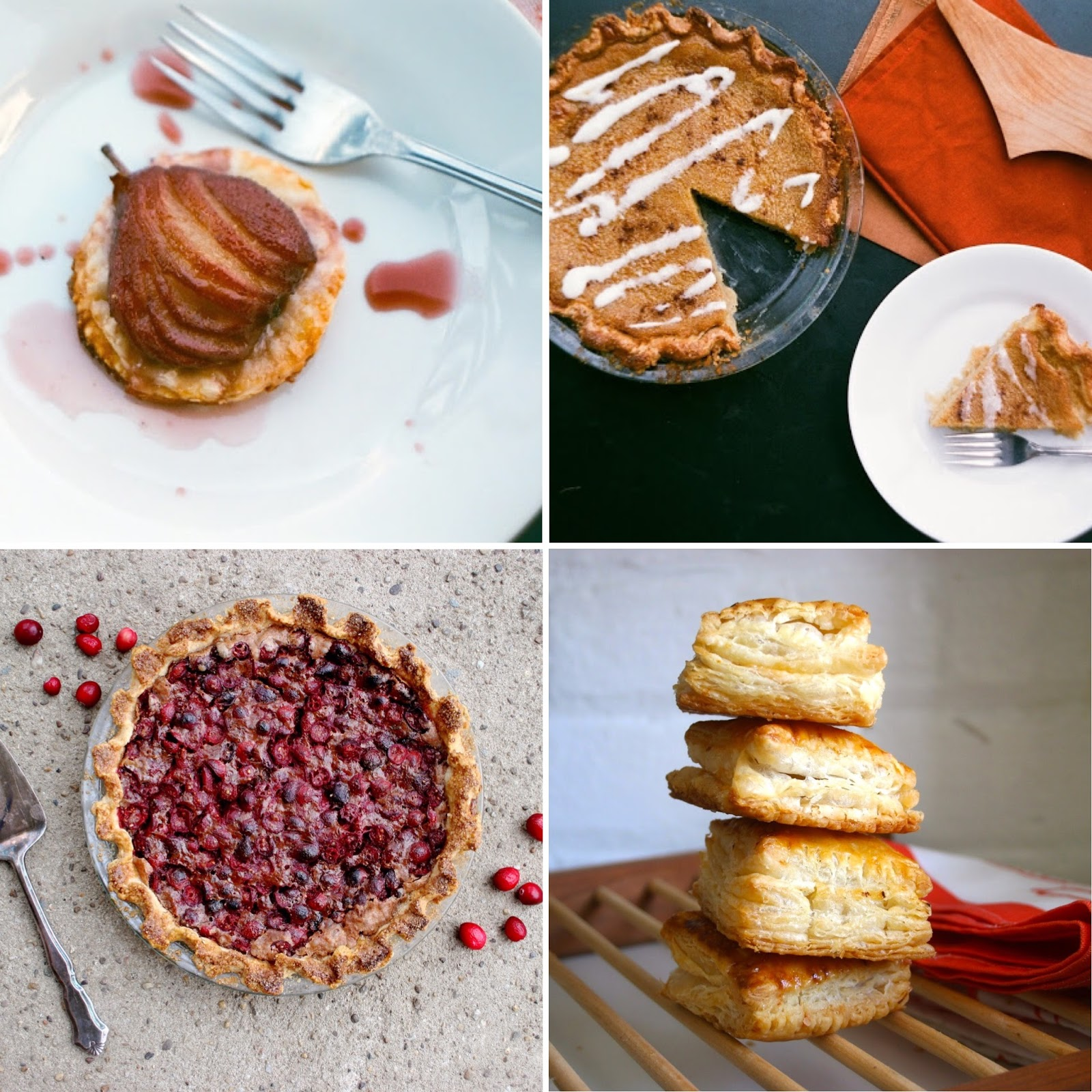 Nothing In The House: Thanksgiving Pie Ideas