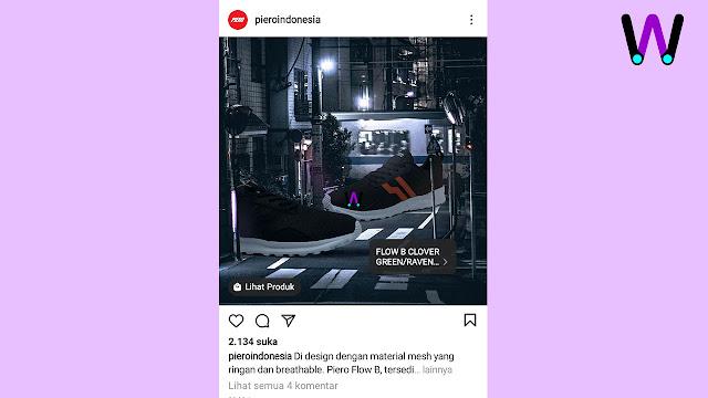 Cara Membuat IG Tag Produk atau Instagram Shopping