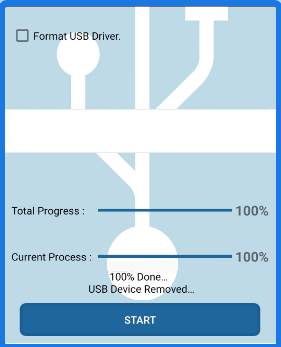 USB Device Removed
