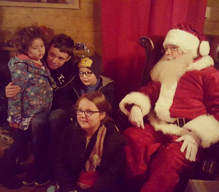 10 of the Best UK Christmas Breaks for Families 2018  - Santa at Legoland