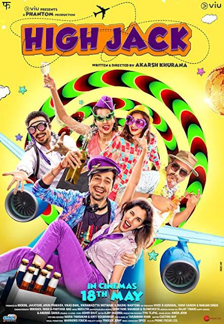 High Jack (2018) 720p HDRip Bollywood Movie x264 AAC [900MB]