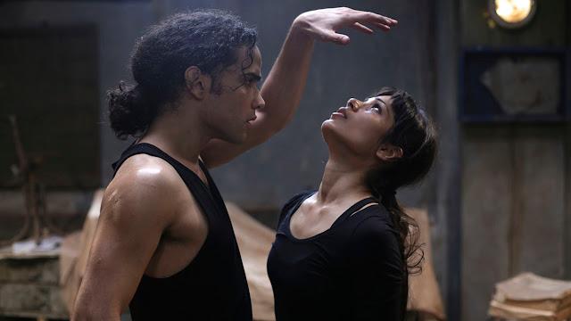 Fotograma: El bailarín del desierto (2014)