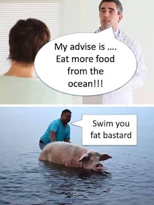 My advise is...