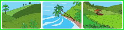 materi pelajaran kelas 6 sd tema 1 tumbuhan sumber kehidupan