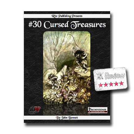 Frugal GM Review: #30 Cursed Treasures