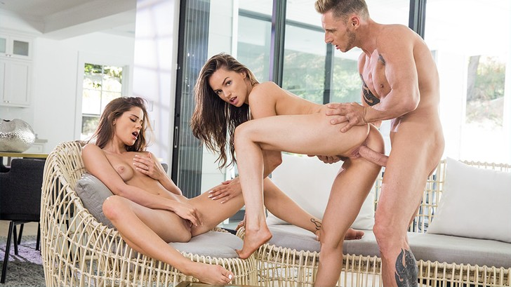 Vixen – Sugar Daddy Sharing – Tori Black, Little Caprice
