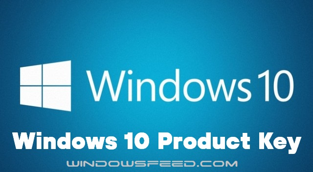 Windows 10 Product Keys 2021