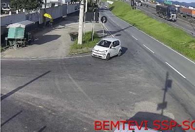 Câmeras ao vivo de Biguaçu