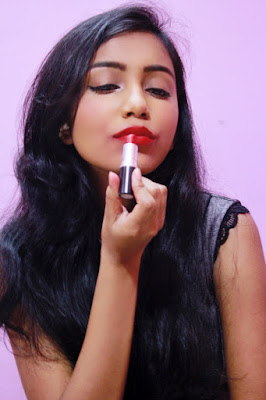 MAC Lipsticks For Indian Skin Ruby Woo
