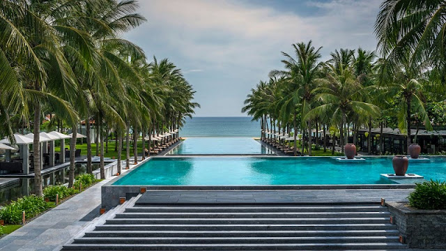 3 Hotels with Stunning Pools in Vietnam 1